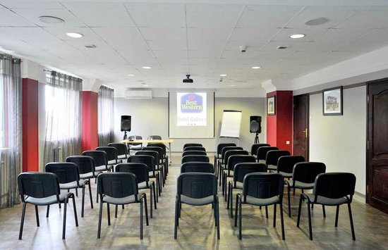 Best Western Hotel Galicya: conference room