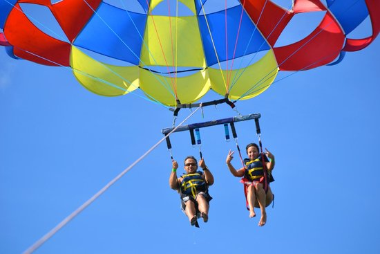 Boucher Brother Water Sport Miami Beach Parasailing