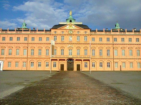 Rastatt Castle (Schloss) : Красота