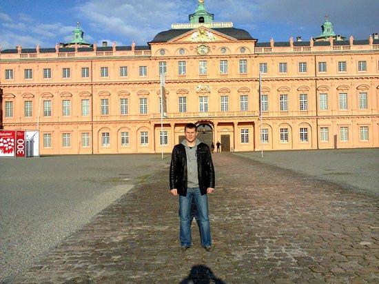 Rastatt Castle (Schloss) : Замок