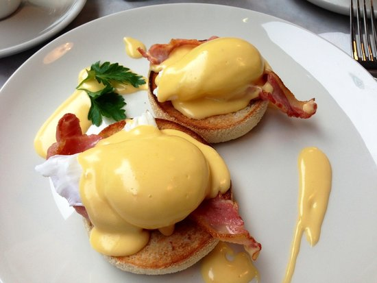 The Brasserie: perfect brunch
