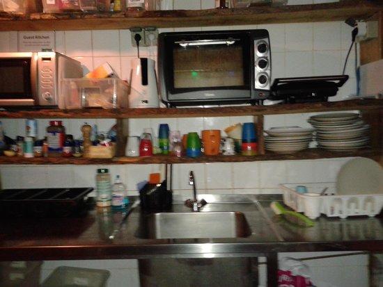 Jorplace: cucina guest 2