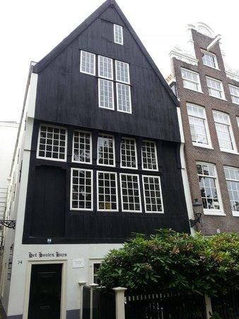 Begijnhof: La plus vieille maison d'Amsterdam