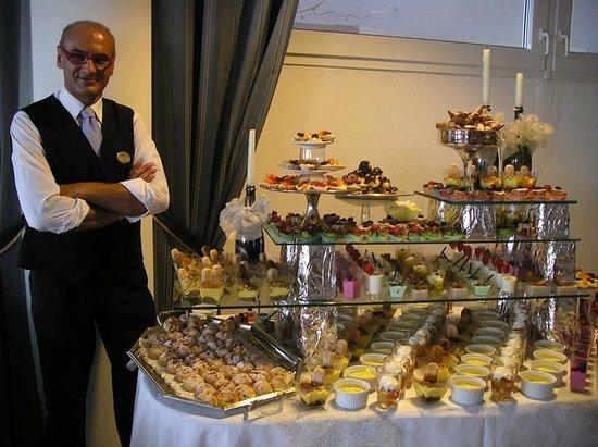 Hotel Nobel: Il dolce