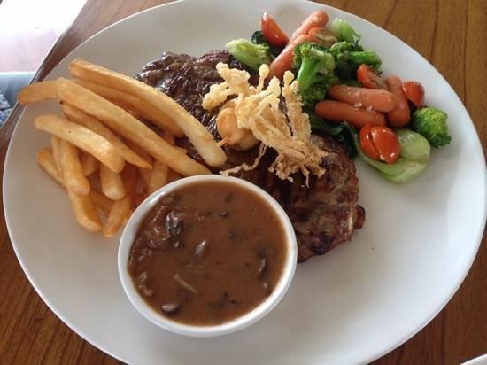 Segarra : steak