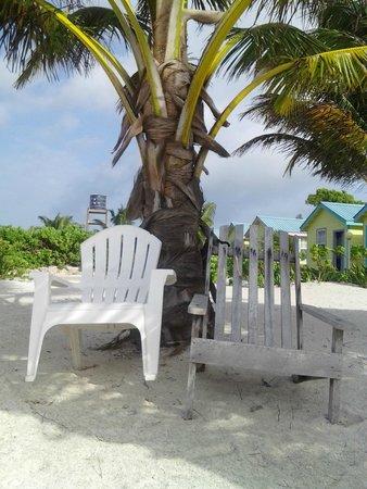 Royal Caribbean Resort: Beach Chairs
