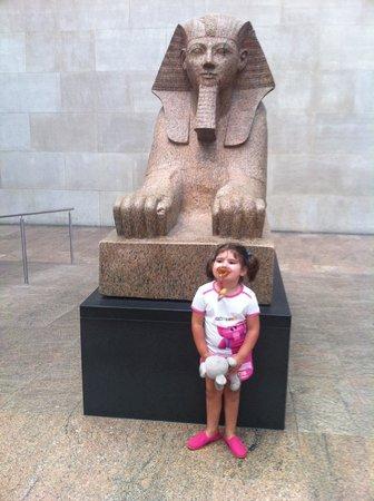The Metropolitan Museum of Art: Esfinge