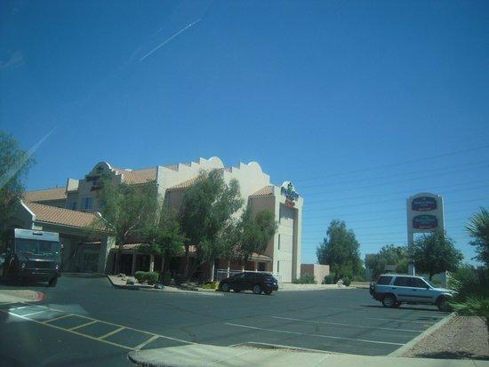 SpringHill Suites Phoenix North : Hôtel