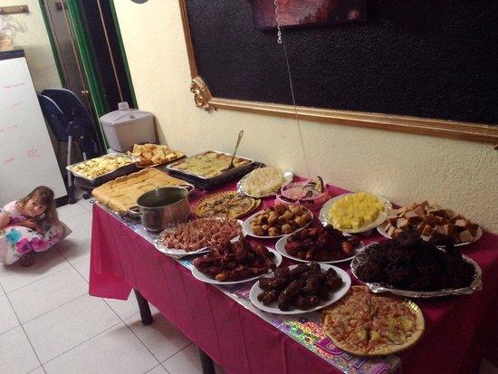 New Penny: Joans buffet