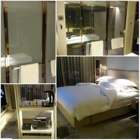 Naumi Hotel: Hotel Room