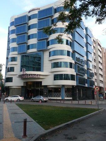 Renaissance Izmir Hotel: otel dış görünüş