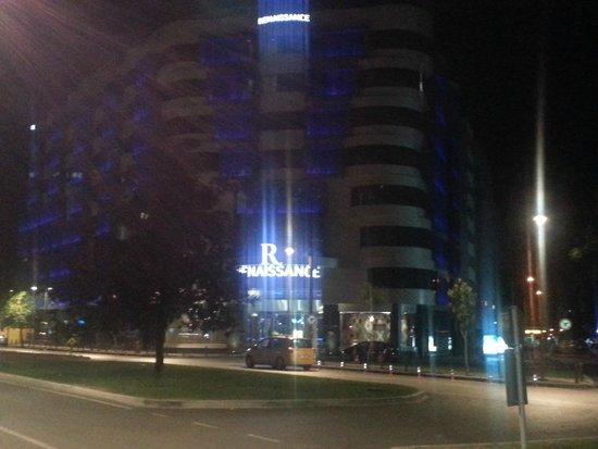 Renaissance Izmir Hotel: otel dış görünüşü