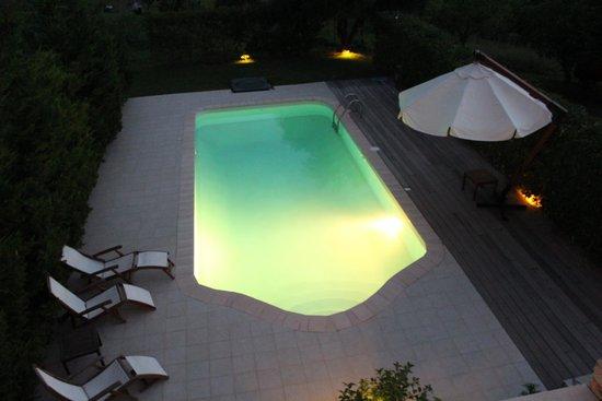 Il Viaggio Verde : Evening view