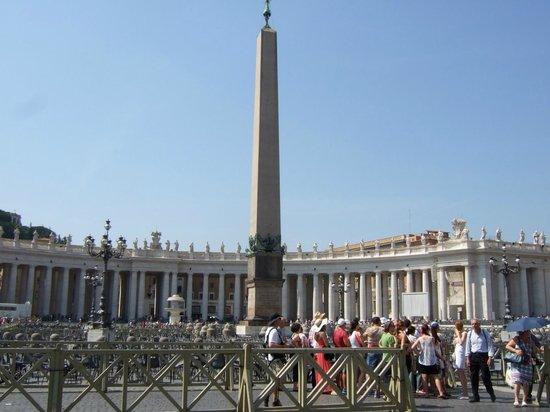 Musées du Vatican : A view from afar