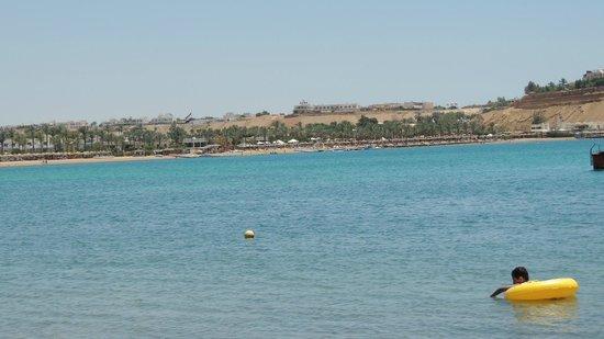 Sharming Inn Hotel: Бесплатный пляж от отеля