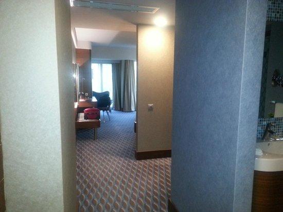 Renaissance Izmir Hotel: oda içi