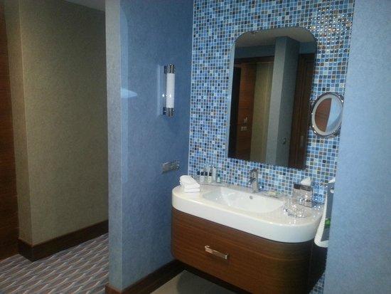Renaissance Izmir Hotel: el & yüz yıkama alanı
