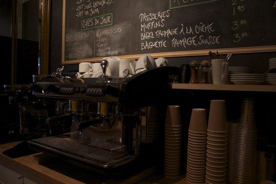 Les Cafés Européens : Atmosphère chaleureuse et sans prétention