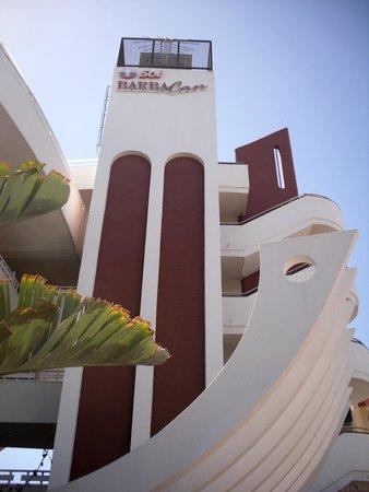 Sol Barbacan Hotel: ingresso principale