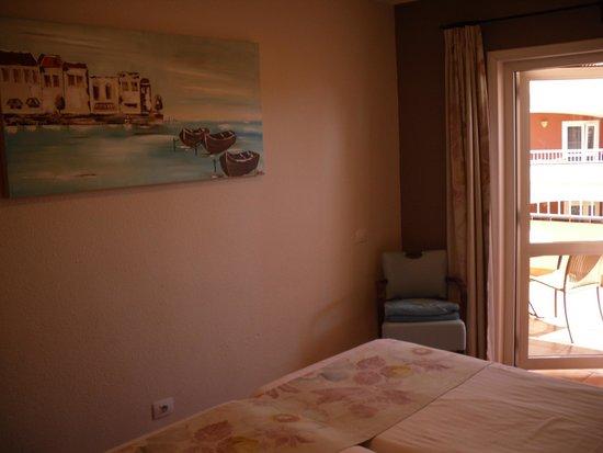 Sol Barbacan Hotel: camera matrimoniale