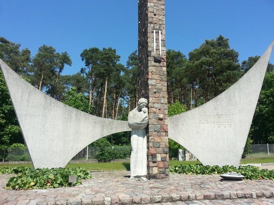 Memorial Cemetery of the soldiers of the First Polish Army in Sikerkah