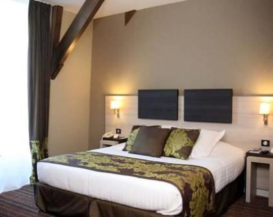 BEST WESTERN Hotel Richelieu : Suite