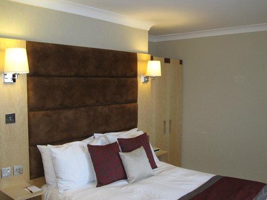 Best Western Heath Court Hotel: Double Bedroom