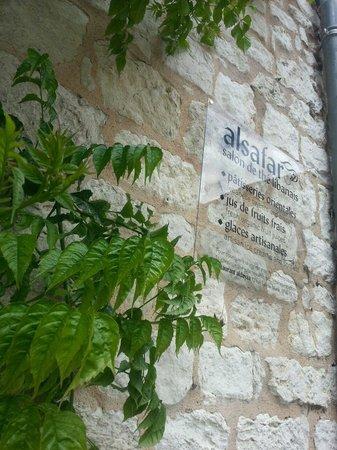 Alsafar bar à jus : Alsafar