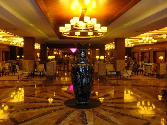 Hotel Fantasia Deluxe: Hall d'entrée