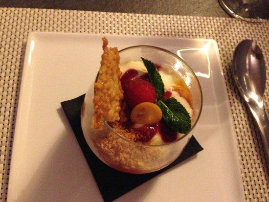 La Reserve Gayrard : Tiramisus au fruits
