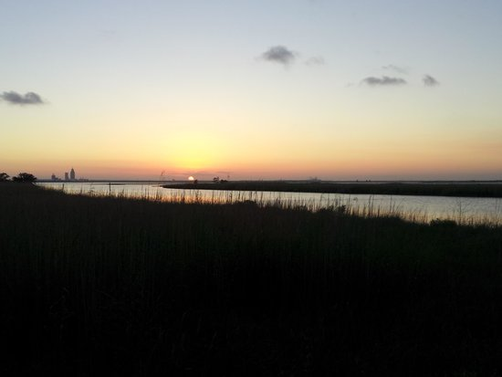 Original Oyster House: Sunset View 1
