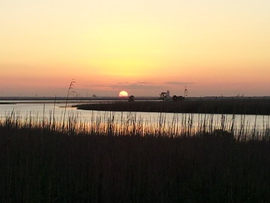 Original Oyster House: Sunset View 2