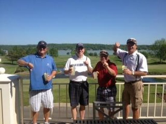 Geneva National Golf Club: 3rd annual fantastic four shootout at Geneva National