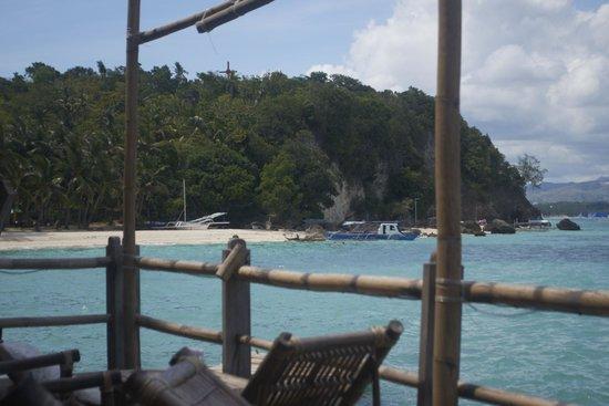 Spider House Resort: Diniwid Beach