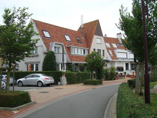Wenduine, Belgium: Hostllerie Astrid