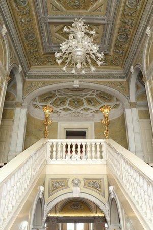Grand Hotel Villa Serbelloni: The main stairway