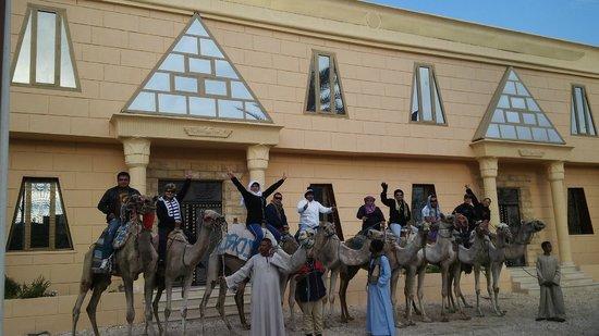 Piramides Luxor Hotel