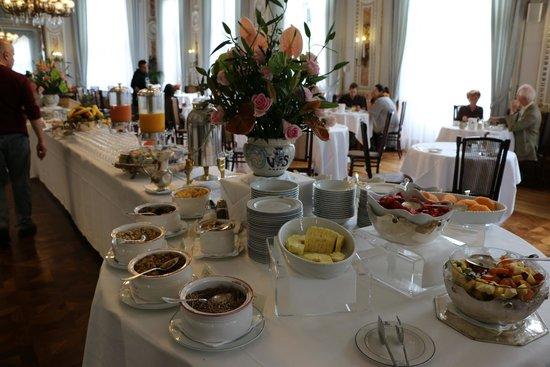 Grand Hotel Villa Serbelloni: The breakfast buffet part2