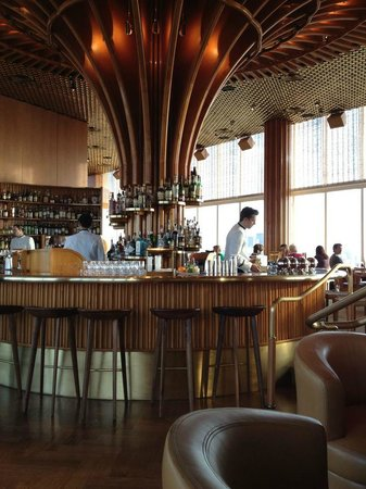 The Standard, High Line: The bar (rooftop)