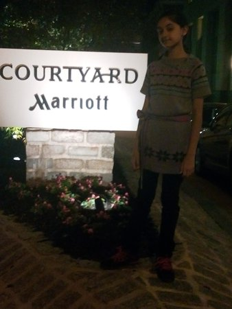 Courtyard Philadelphia South at The Navy Yard: Didi