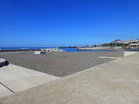 Porto Santa Maria Hotel (Porto Bay): New Beach Area