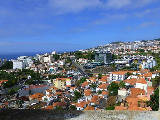 Porto Santa Maria Hotel (Porto Bay): Pico Fort View West Side