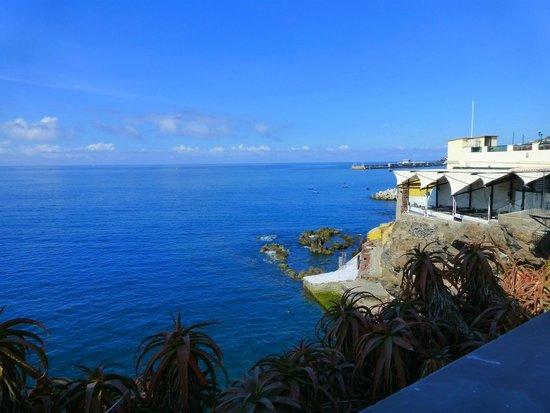 Porto Santa Maria Hotel (Porto Bay): View from Barreirinha Old Town