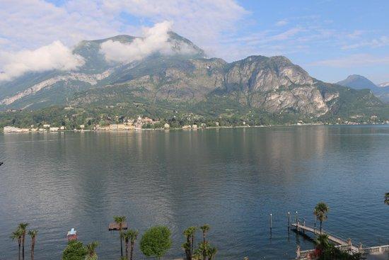 Grand Hotel Villa Serbelloni: Sunrise on Lake Como (view from our room)