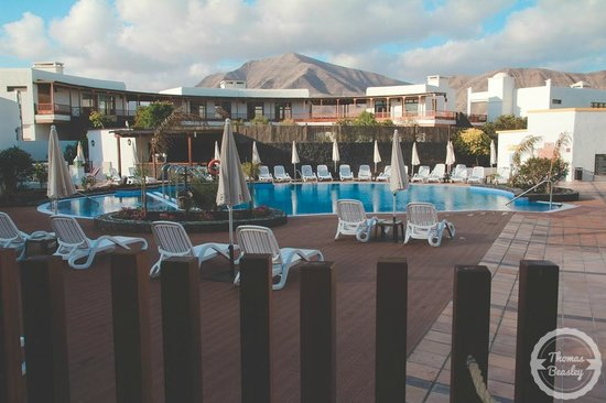 Gran Castillo Tagoro Family & Fun: Adults only pool