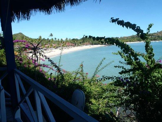 Andilana Beach Resort : panorama dal pili pili