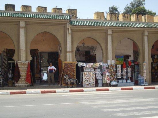 Médina de Meknès : Meknes Medina
