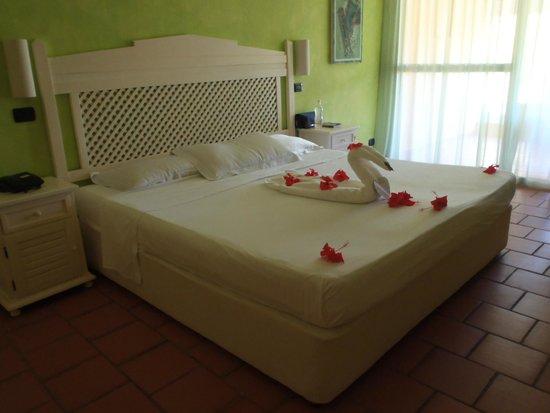 Andilana Beach Resort : la mia camera