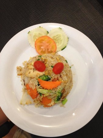 Thai Valley Kitchen: Fried Rice for Children