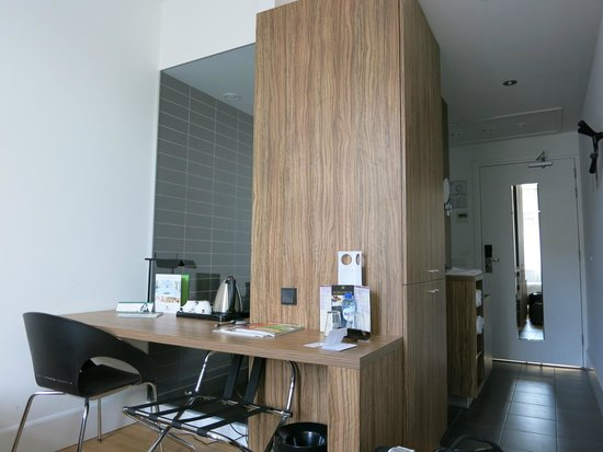 Hampshire Designhotel - Maastricht: Awkward layout